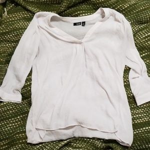 5 for $25 A.n.a White Blouse